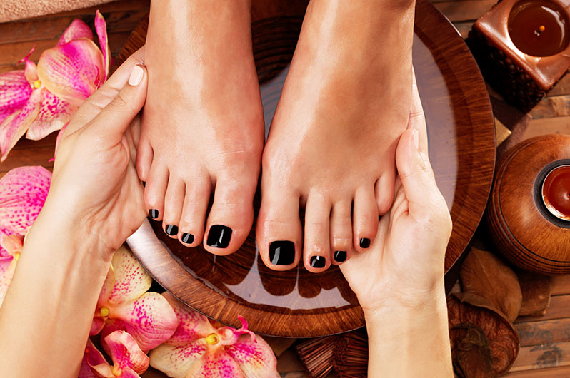 Urban Soul Salon and Spa Pedicures
